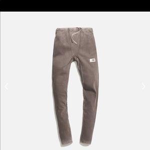 NWT Kith leggings in cinder